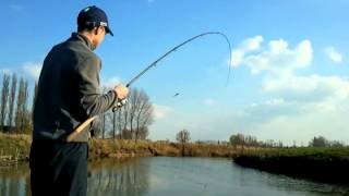 Pêche à L'anglaise Au Stick