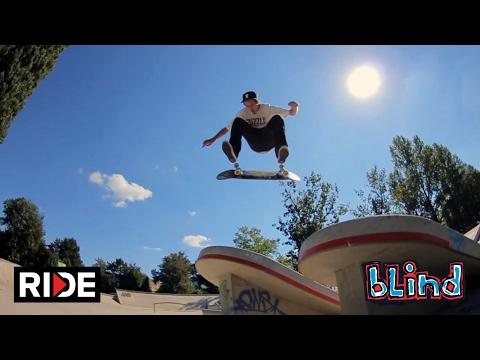 Matthias Matze Wieschermann Skates Würzburg - Blind #DamnEdits