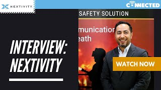 Nextivity & Public Safety Solutions – Interview with Victor Mejia at Mobile World Congress 2019 LA