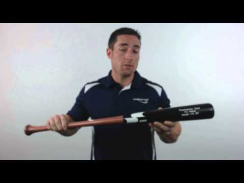 SSK Professional Edge Pro Maple Wood Baseball Bat: I13 Model Black/Mahogany/White