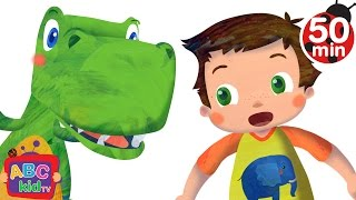 My Friend Dinosaur (2D) | +More Nursery Rhymes & Kids Songs - Cocomelon (ABCkidTV)