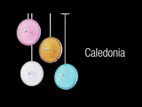 Video for Caledonia Chrome One-Light 12-Inch LED Pendant with 5000 Kelvin 1040 Lumens