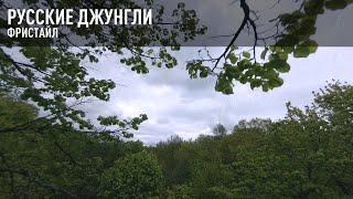 Русские джунгли. FPV Freestyle