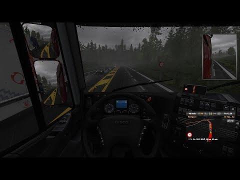ETS 2-1 33 [Official] Realistic Graphics Mod v 2 3 0 - смотреть