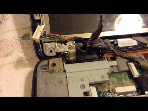 Acer Aspire 4720G белый экран - ремонт своими руками