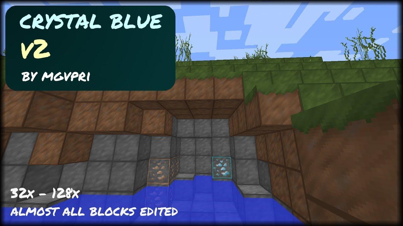 Crystal Blue Pack v2