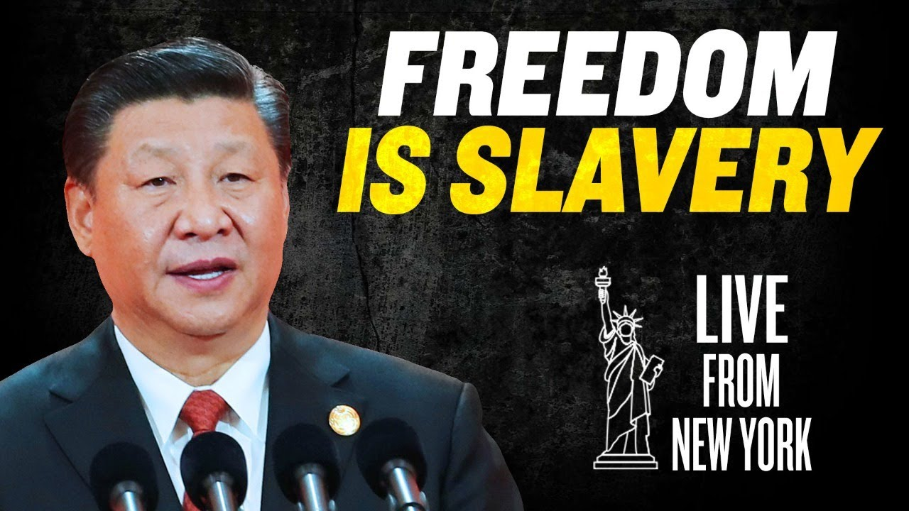 China's Authoritarianism Is Freedom! thumbnail