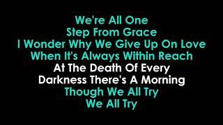 Rag N Bone Man   Grace Karaoke
