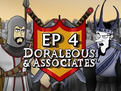 Letaldov - Doraleous a společníci (S01E04)