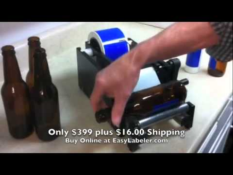Easy Labeler Label Applicator  HC6 Labeling machine sold by Easy Labeler