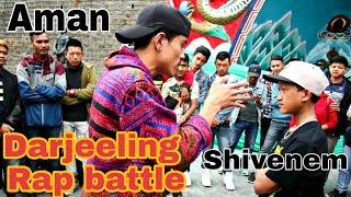 Darjeeling Rap battle ( Aman vs Shivenem)