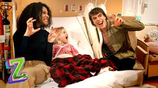 ZOMBIES 2 Stars Visit Texas Children's Hospital   ZOMBIES 2   Disney Channel