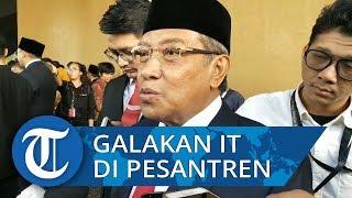 Ketum PBNU Pesankan Ini kepada Jokowi-Ma'ruf Amin Usai Dilantik