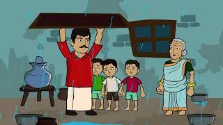 Vaanathai pola Spoof | Triple H | Vijaykanth | Cartoon kaaran 2.0