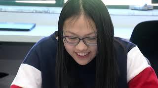 Hiring Hoosiers: High school girls encouraged to pursue cyber-based careers