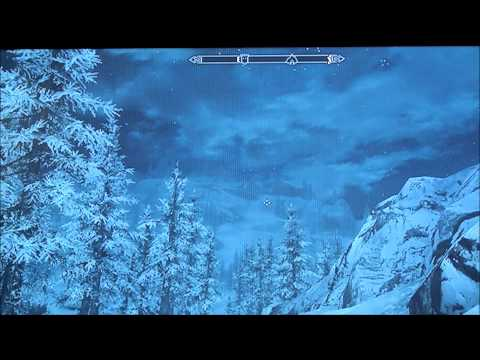 Jon Mychal -- 'Chase You Down (1st sighting)' Dawnstar mix -  SKYRIM  2013