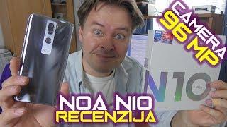 NOA N10 recenzija - još ljepši i bolji od prethodnika, kamera snima u 96 MP (14.09.2018)