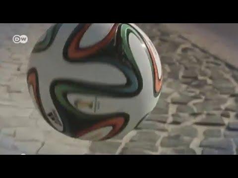 Die Ball-Designer | Euromaxx - Faszination Fußball