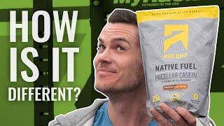 Ascent Casein Protein Powder - The Purest Protein?