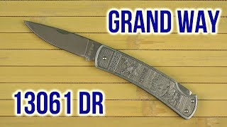 Grand Way 13061 DR - відео 1