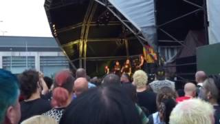 Angelic upstarts- Mr politician-live from rebellion festival Blackpool 6th August 2016