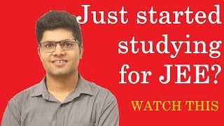Know this while preparing for JEE 2022