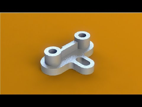 SolidWorks Tutorial - Learn SolidWorks Online - Exercise Video ...