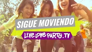 Sigue Moviendo |  Zumba® | Dance Fitness | Live Love Party