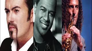George Michael Feat. Brian McKnight & Kenny G   Careless Whisper
