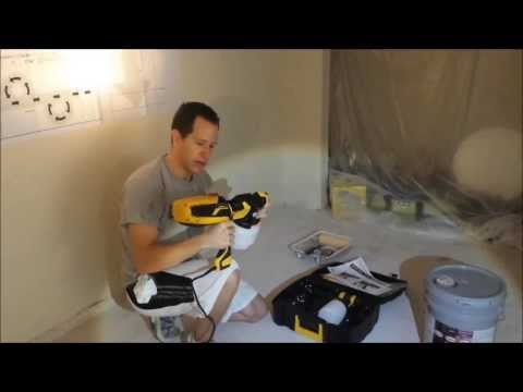 Review of Wagner Flexio 590 Paint Sprayer