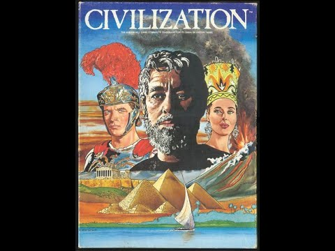 The Purge: # 2072 Civilization: The granddaddy of all Civilization games....The Avalon Hill Classic
