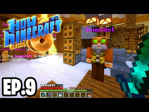 /NUKE LOL! |H6M| Ep.9 How To Minecraft Season 6 Survival Series (SMP)