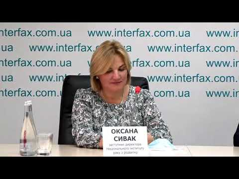 Press conference on results of XIV Congress of oncologists, radiologists of Ukraine