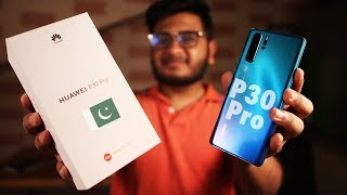 Huawei P30 Pro Unboxing & First Impressions!