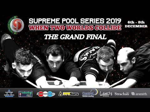 Sam Bircher vs Phil Harrison - The Supreme Pool Series Grand Final - T16