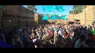 OxiDaksi live - Golden Dog @ Psy-Fi Festival 2015