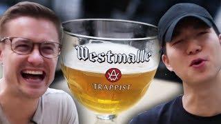 We Tried The Worlds Best Beer • Belgium