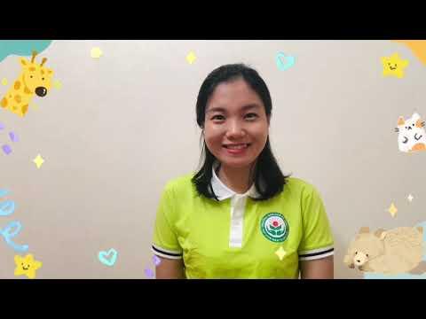 Hướng dẫn bé làm thiệp tặng Bà và Mẹ nhân ngày PNVN 20/10 - GV: Phạm Giang (Lớp Nhà trẻ D2)