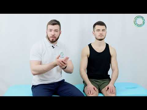Тестирование туннельного синдрома локтевого сустава