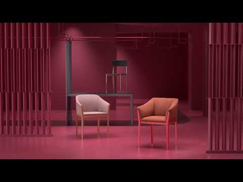 New forniture collection 2018_Cotone collection by Bouroullec brothers'