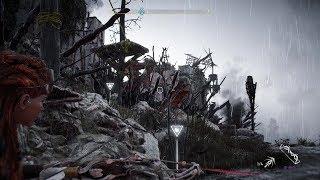 Horizon Zero Dawn - PS4 - Bandit Camp - Shattered Kiln (Blind)
