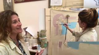 Trompe l'Oeil Workshop - Ornato