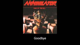 Annihilator - Fiasco (Lyrics)