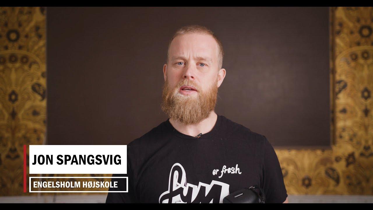 HØJSKOLE HACK: Tag et portræt med vindueslys