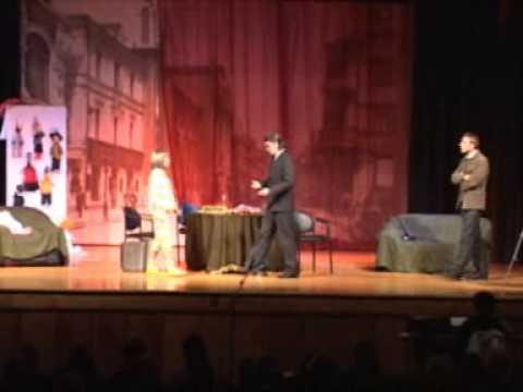 Театр Ольги Шведовой - Сказки Арбата