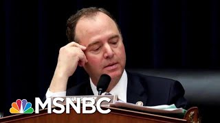 Rep. Adam Schiff's Controlled Anger At GOP's Indifference On Russia | The Last Word | MSNBC