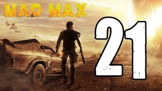► Mad Max | #21 | 1/2 | The Big Chief! | CZ Lets Play / Gameplay [1080p] [PC]