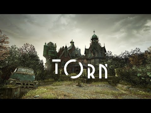 TORN VR | Official Worldwide Reveal Trailer thumbnail