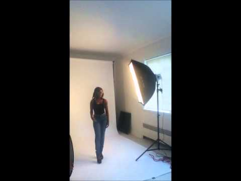 Leshai photoshoot *Raw Footage*