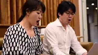 주님께 모든 것을 맡깁니다 - 소프라노 임선혜(Sunhae Im), 바리톤 송기창(Kee-Chang Song) - Making Film